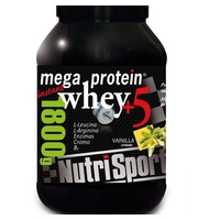 Mega Protein 5 Whey Vainilla