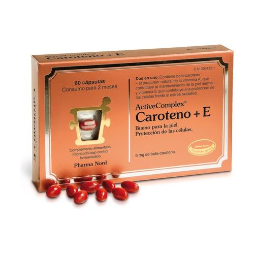 Activecomplex Caroteno + E