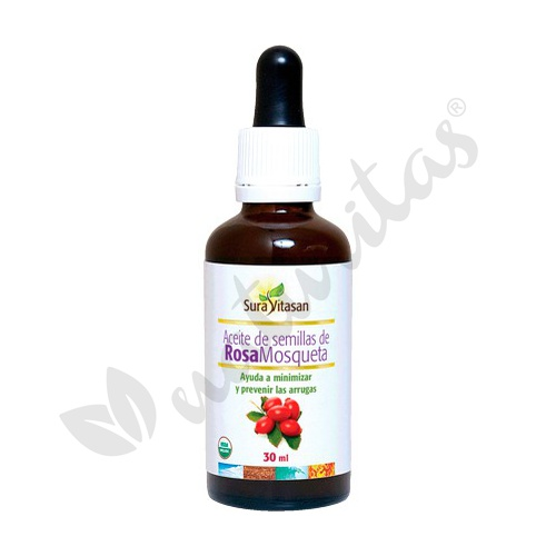 Aceite Semillas de Rosa Mosqueta
