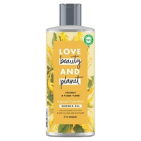 Gel doccia all'olio di cocco e fiore di Ylang Ylang