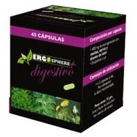 Digestivo Ergosphere 45 cápsulas de Ergonat