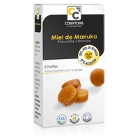 100% pure Manuka IAA10 + honey pastilles