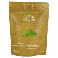 Trigo Verde en Polvo Organic