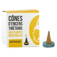 Kadzidło tybetańskie, odstresowujące