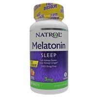 Melatonin Fast Dissolve, 3mg
