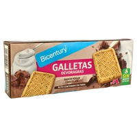 Galletas Devoragras Yogur y Chocolate