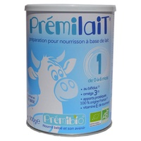 Milk for infants with active Bifidus without whey 0 to 6 months 1st age
