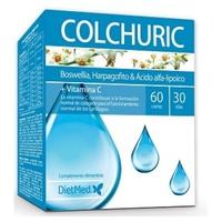 Colchuric  60 comprimidos de Dietmed