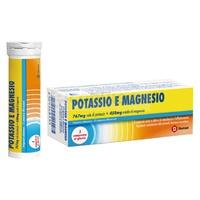 Potasio y magnesio Friliver Sport