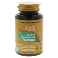 Chlorella & Spirulina Superfood Organic