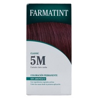 Gel Farmatint 5M (Color Castaño Claro Caoba)