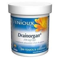 Drainorgan