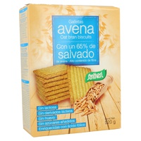 Galleta Salvado de Avena