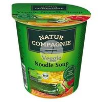 Vaso Noodles Verduras con Espirales Bio