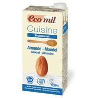 Crema para cocinar Almond Bio