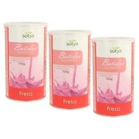 Pack 3x Batido Saciante (Fresa)