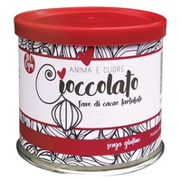 Fave di cacao tartufate