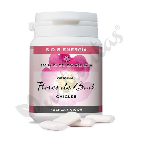 Chicle Flores De Bach Energia 40 Chicles de Lemon Pharma