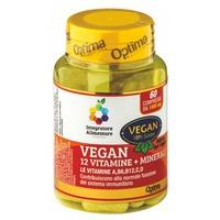 Vegan 12 vitaminas + minerales
