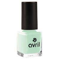 Green Water Nail Polish
