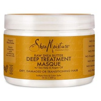 shea moisture rshea butter masc deep treat /12oz