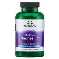 Magnésium chélaté, 133 mg