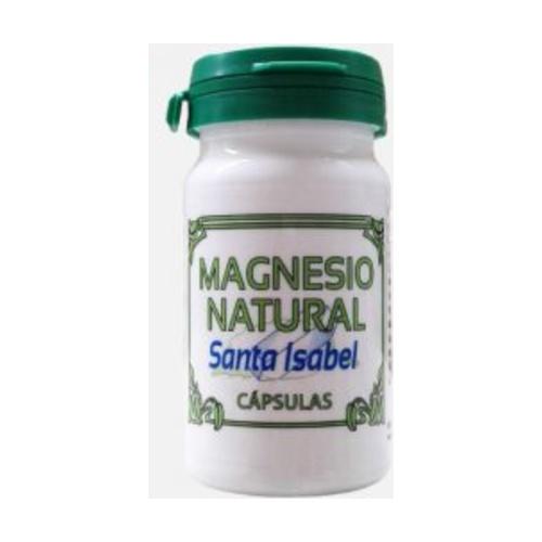 Magnesio Natural 90 cápsulas de Santa Isabel