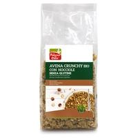 Crunchy Oats with Gluten Free Hazelnuts