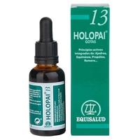 Holopai 13 (Antibiotique-Anti-infectieux)