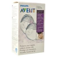 Philips Avent Discos Protetores SCF157/02