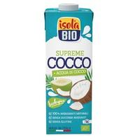 Bevanda latte di cocco e acqua di cocco supreme