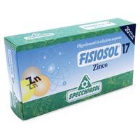 Fisiosol 17 Zinco