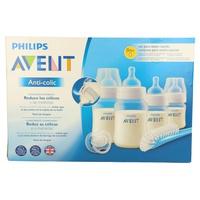Philips Avent Set de Regalo de Biberones Anticólicos SCD806/00