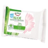 Toallitas íntimas de Aloe