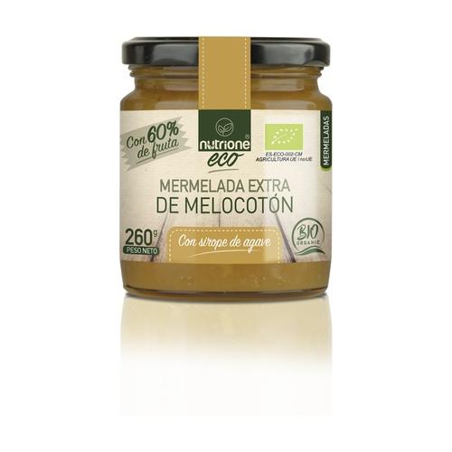 Mermelada Extra de Melocotón Eco
