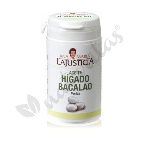Aceite Hígado Bacalao