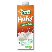 Bebida de Avena Bio (Sin Gluten) 1 litro de Natumi