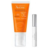 Pack Crema Solar Avene Color 50+ 50ml + Minimascára
