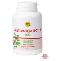 Ashwagandha biologico certificato Ecocert - 120 capsule da 400 mg