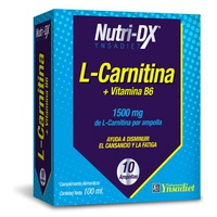 L-Carnitine + Vitamin B6