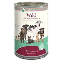 Mokra karma dla psów Quinoa i dynia
