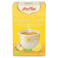 Jengibre y limón
