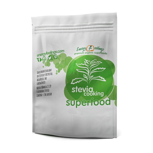 Stevia Cooking Superfood 1:2 Doypack