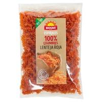 Organic Red Lentil Spiral Pasta