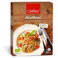 AlcaMenu, organic breakfast
