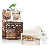 Organic Cocoa Butter - Crema día