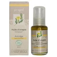 Aceite de onagra virgen orgánico