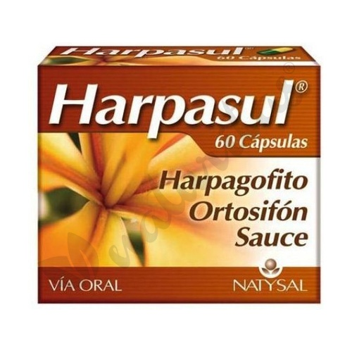 Harpasul 60 cápsulas de Natysal