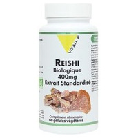Reishi Bio 400mg Extrait Standardisé