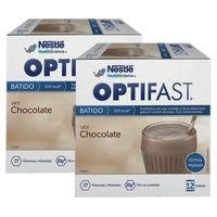 Pack Optifast Batido Chocolate (2ª unidad al 50%)